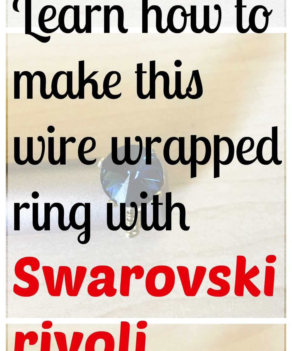 wire wrapped prong setting