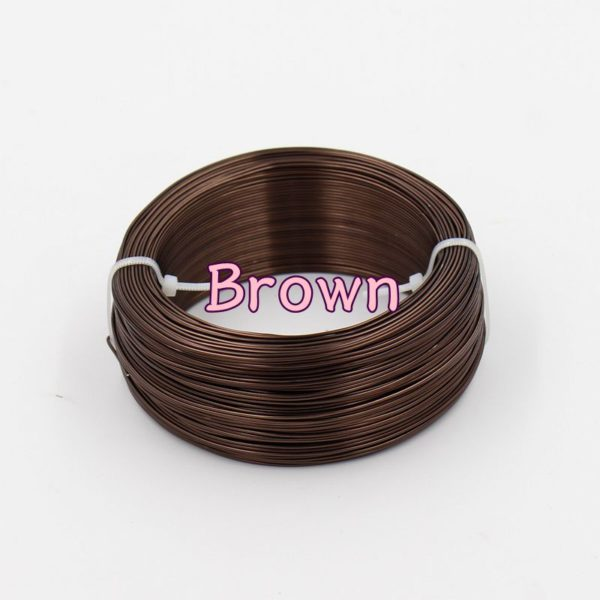 brown wire
