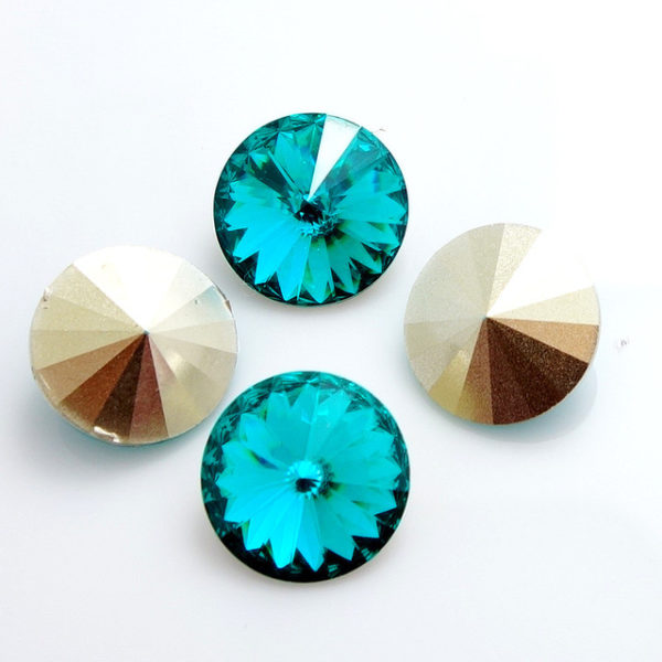 turquoise rivoli