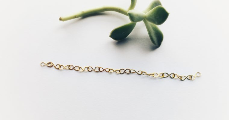 Diy Wire chain. [Video tutorial]