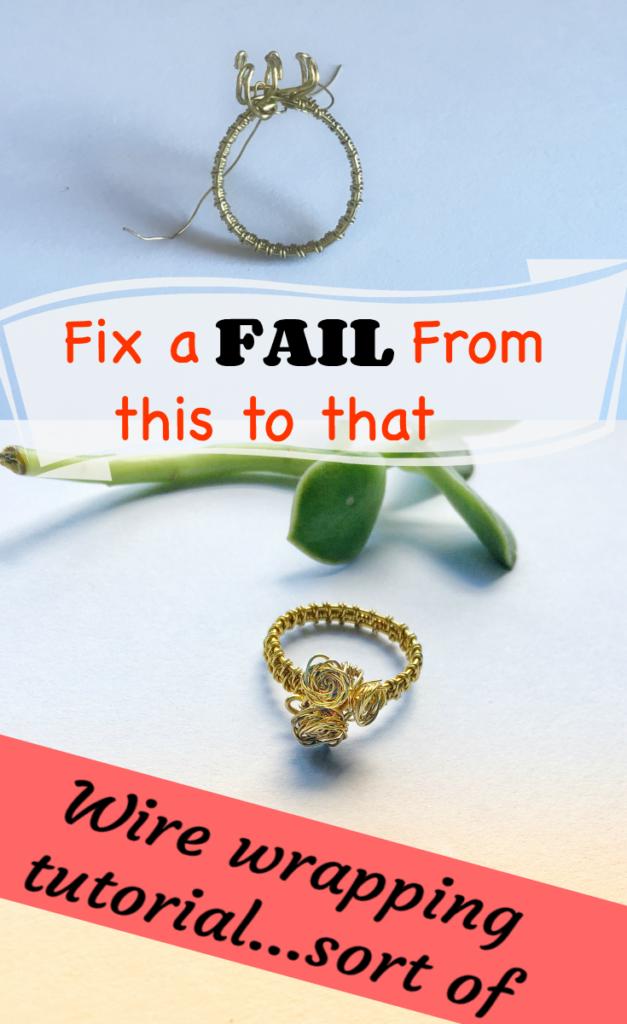 fix a ring fail