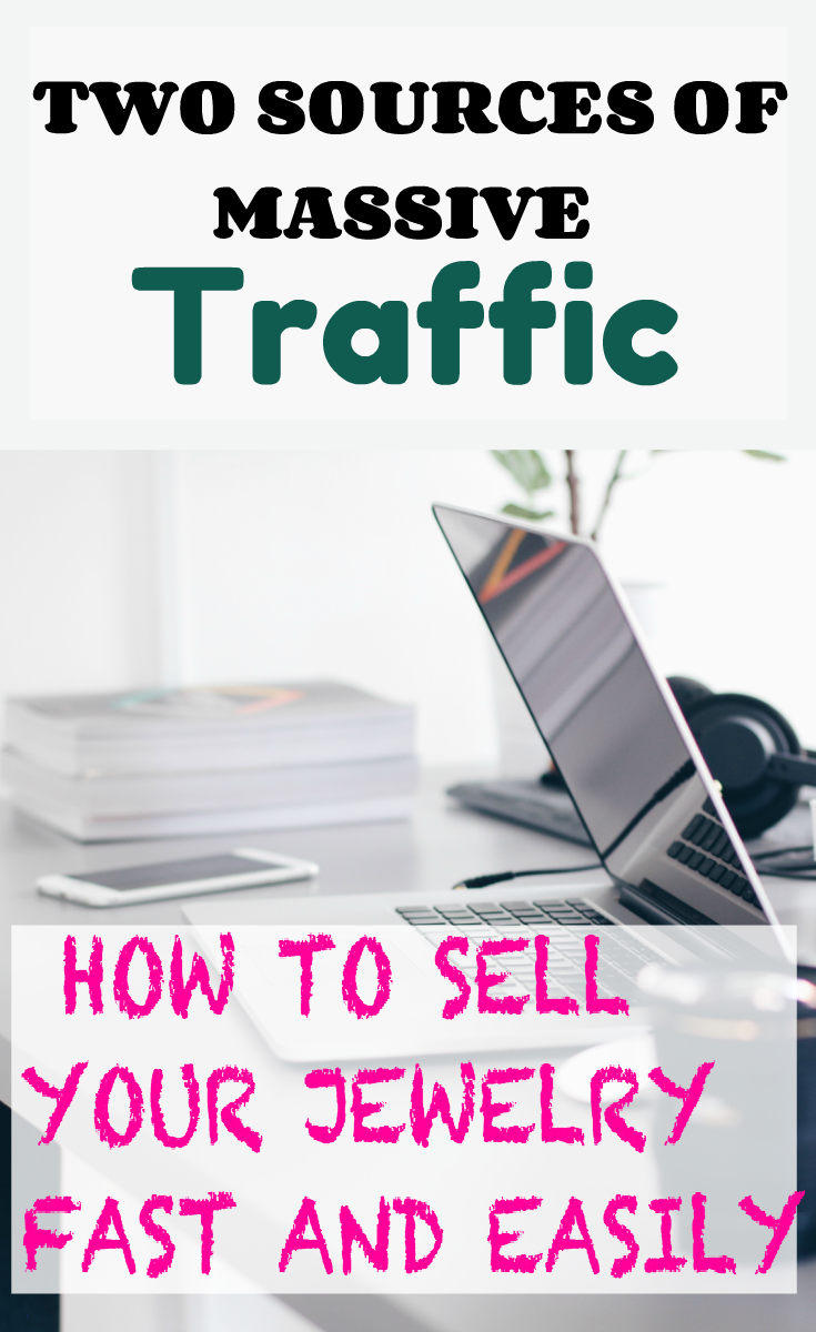 How to get traffic to your website.