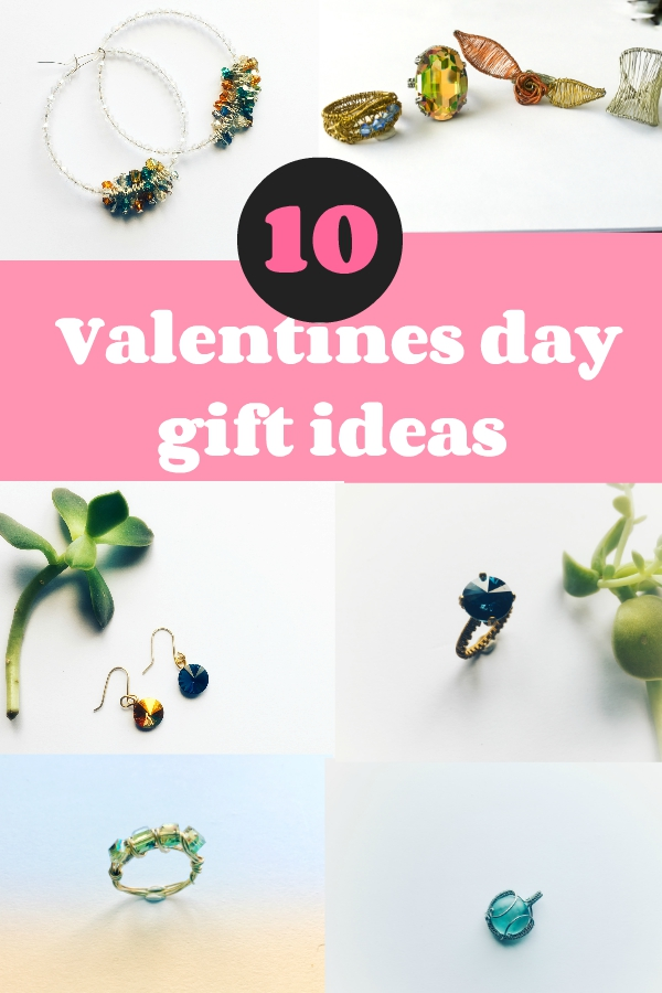 10 valentines day gift ideas.Wire wrapping tutorials